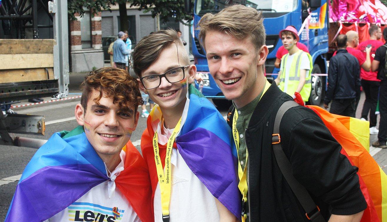 Pride Report | 10-jarig jubileum Antwerp Pride was ijzersterk statement voor verbinding