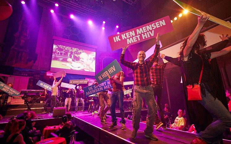 'Jongeren denken vaak: we doen wat we willen, hiv krijgen we toch niet'