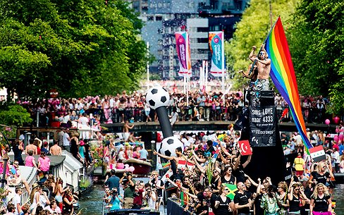 EuroPride | Zo sluit je EuroPride af