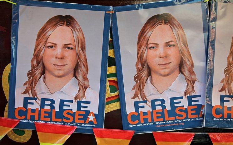 Klokkenluidster Chelsea Manning komt vervroegd vrij