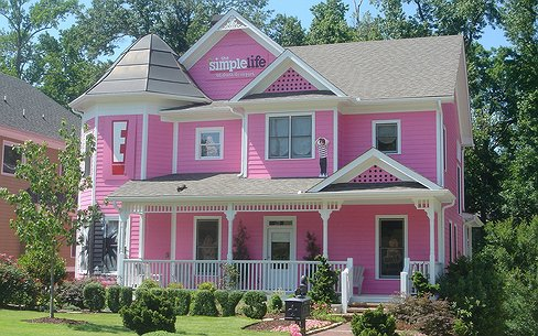 Het Opiniepanel | Roze huizen in heel Nederland