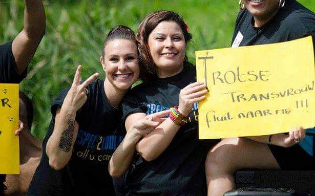 LHBT-coach Jessica: 'Een van mijn jongeren stond op het punt voor een trein te springen'