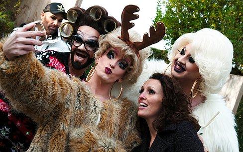 Videosnack: Christmas Queens-lipdub!