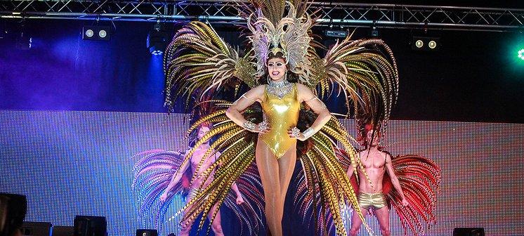 Miss Stephany is de nieuwe Miss Travestie België