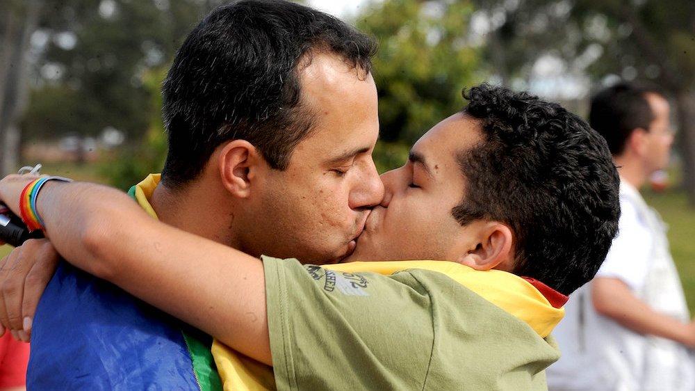 25% van de homomannen in 2017 uitgescholden