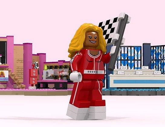 RuPaul's Drag Race in legovorm. Waarom bestond dat nog niet?