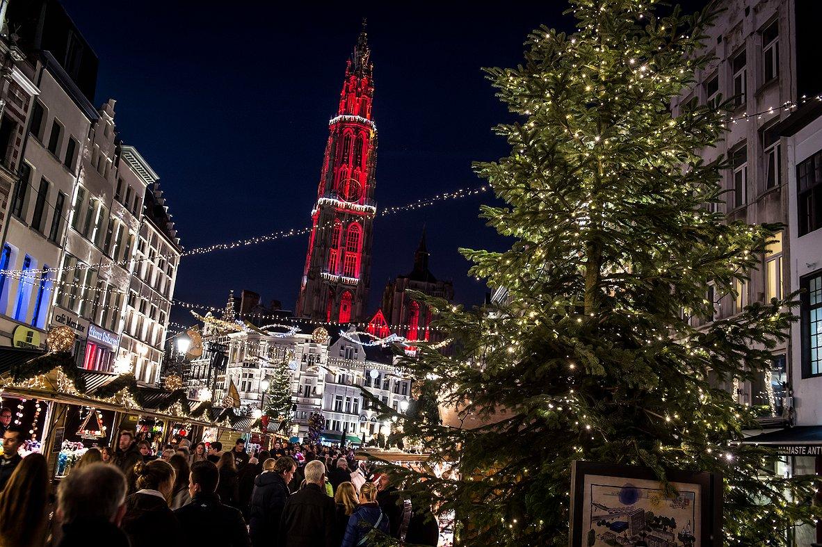 Travel | Vier de feestdagen in Antwerpen