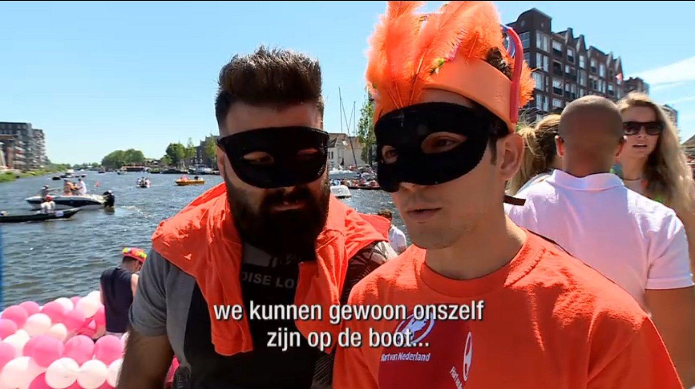 Video: Sahir is gay en moet terug naar Irak. En daar is zijn leven niet zeker
