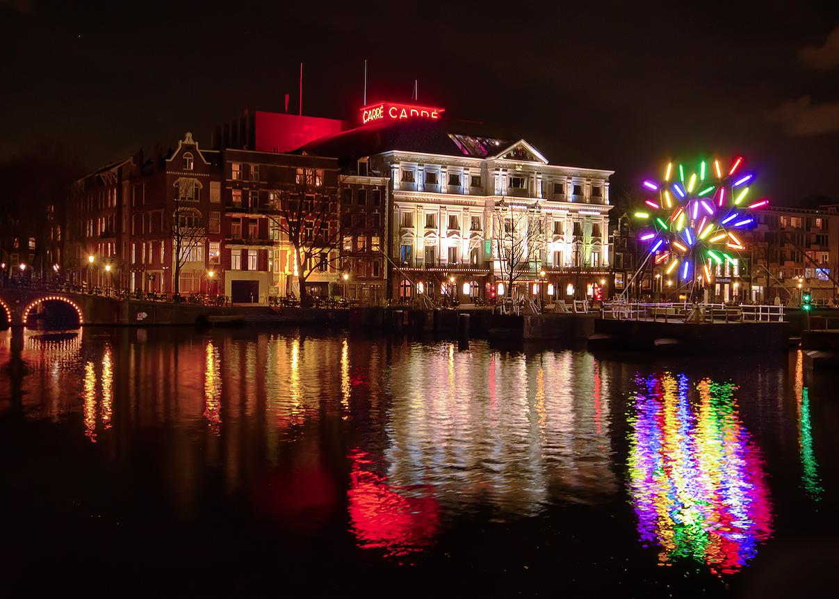 Amsterdam na Madrid de meest lhbt-vriendelijke stad ter wereld