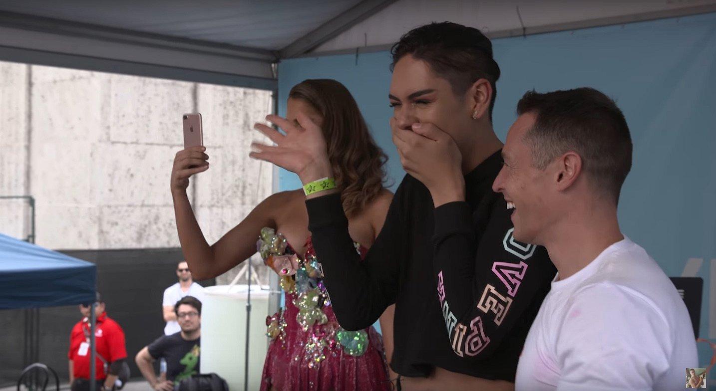 Videosnack | Deze tiener krijgt de verrassing van zijn leven