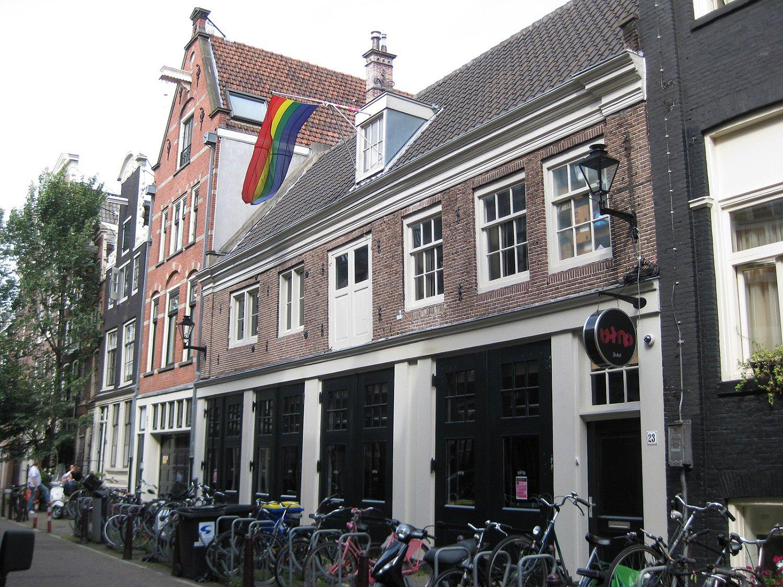 Ook Amsterdams homostel slachtoffer van antihomogeweld