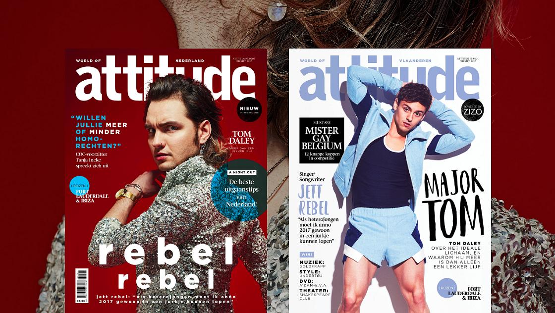 Nieuw: de Nederlandse editie van Attitude