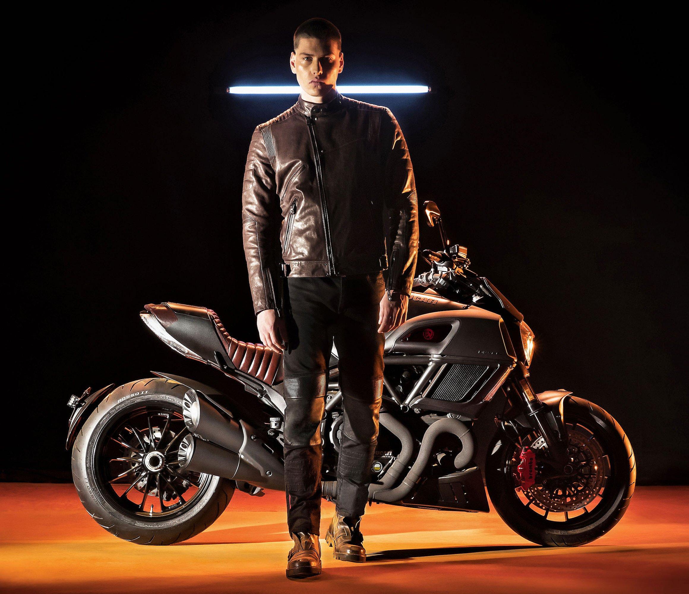Ducati en Diesel werken samen in nieuwe campagne