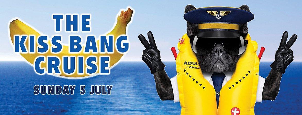 Gay.nl-korting op laatste kaarten Kiss Bang Cruise
