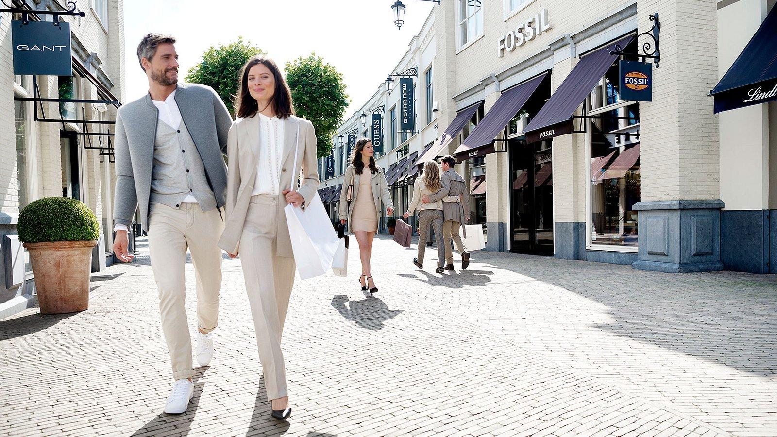 Keurig koopjesjagen | Batavia Stad viert uitbreiding en flinke facelift