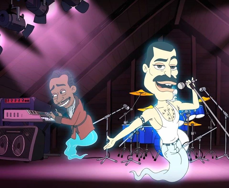 Dit moet je meezingen: Freddie Mercury zingt 'I'm Gay! Totally Gay!'