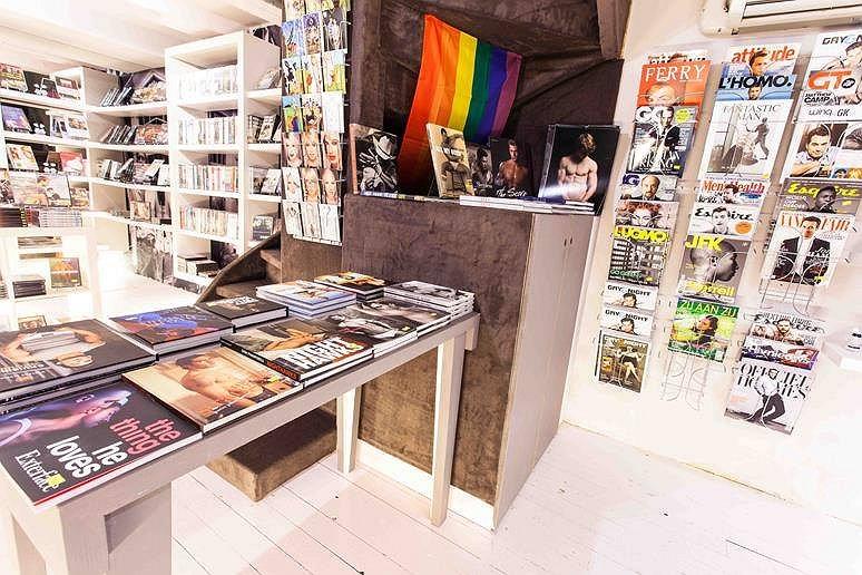 Breaking: Gay boekhandel Vrolijk opnieuw failliet