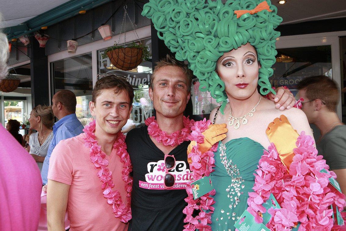Uittip | Negen podia en de kleinste pride tijdens Roze Woensdag