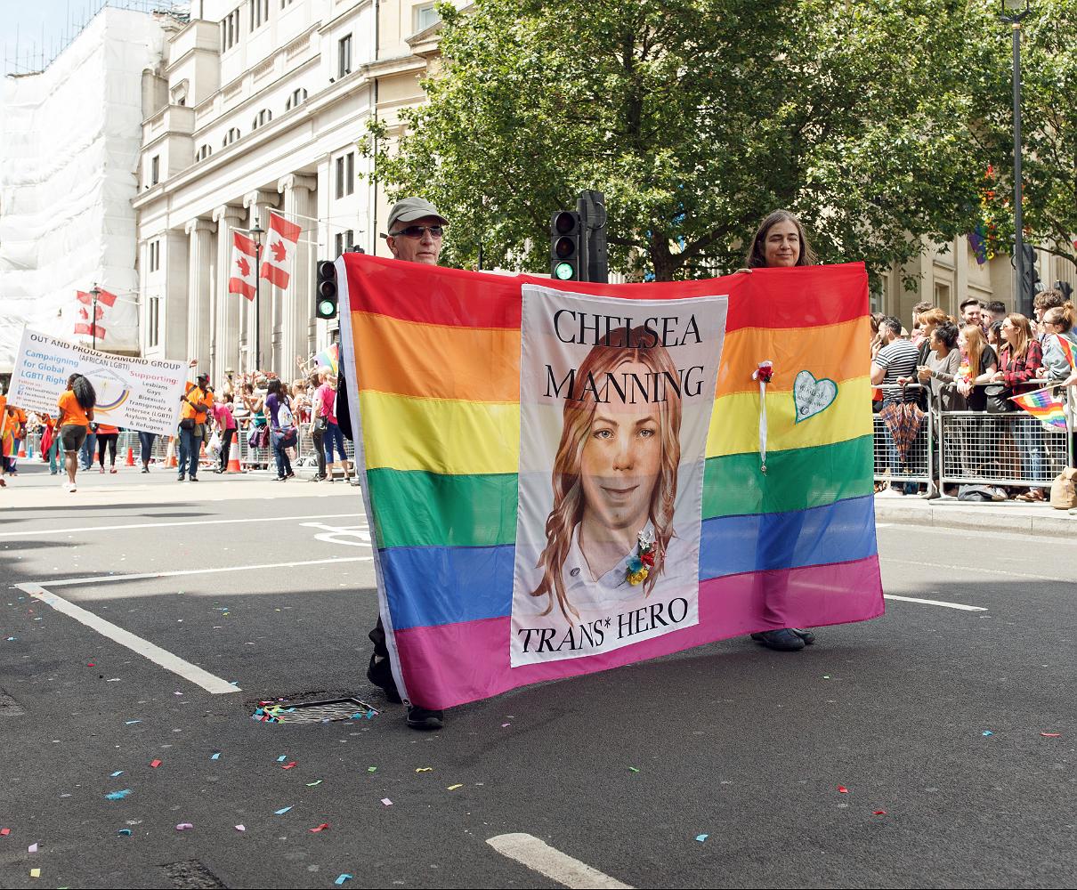 Chelsea Manning komt 28 jaar vervroegd vrij