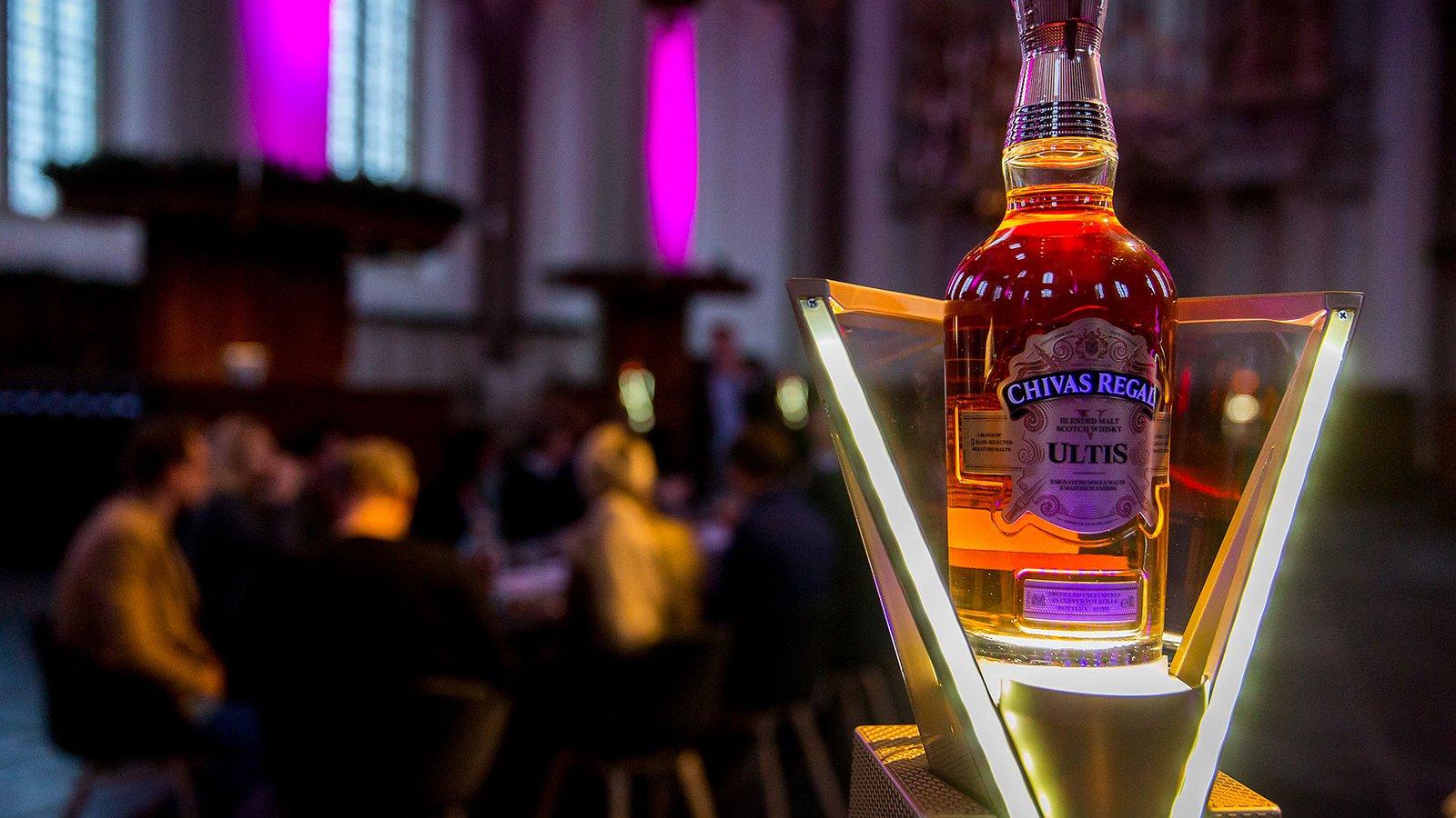 Chivas Regal Ultis: whisky met een rijke geschiedenis