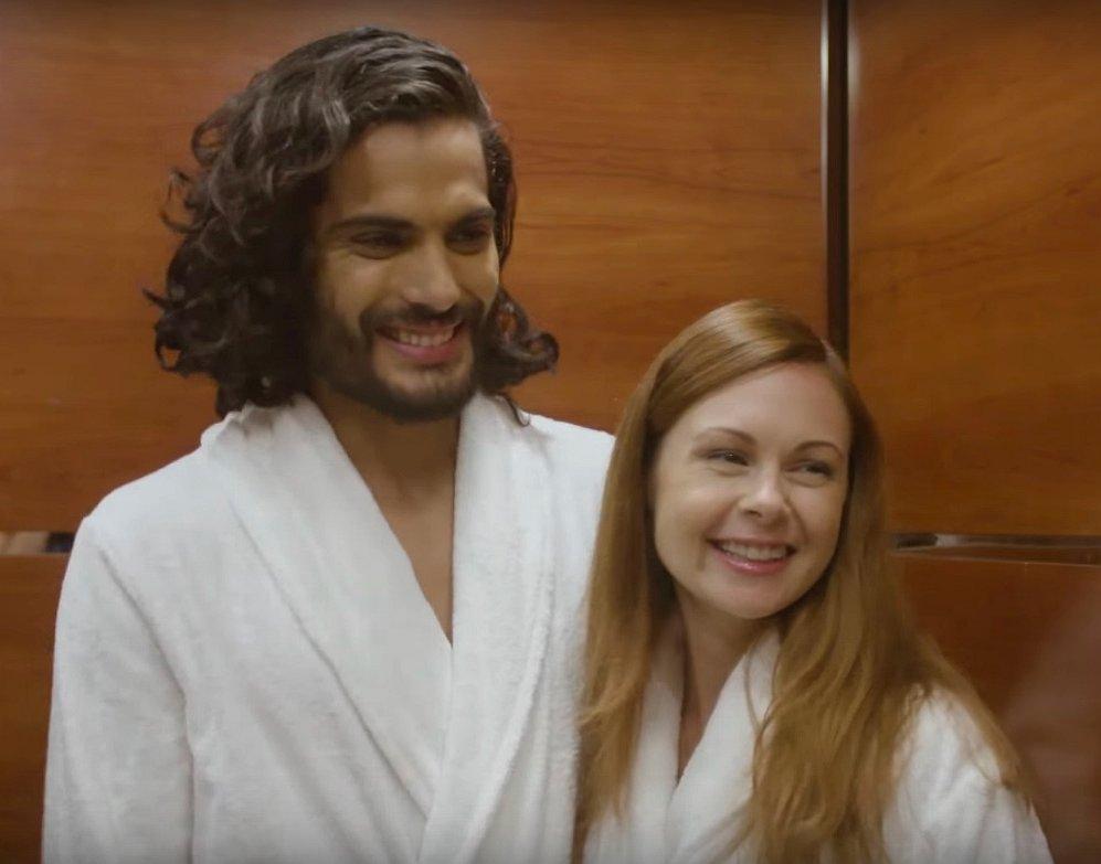 Video: dit stel maakt tijdens hun vakantie hetzelfde mee als een homokoppel