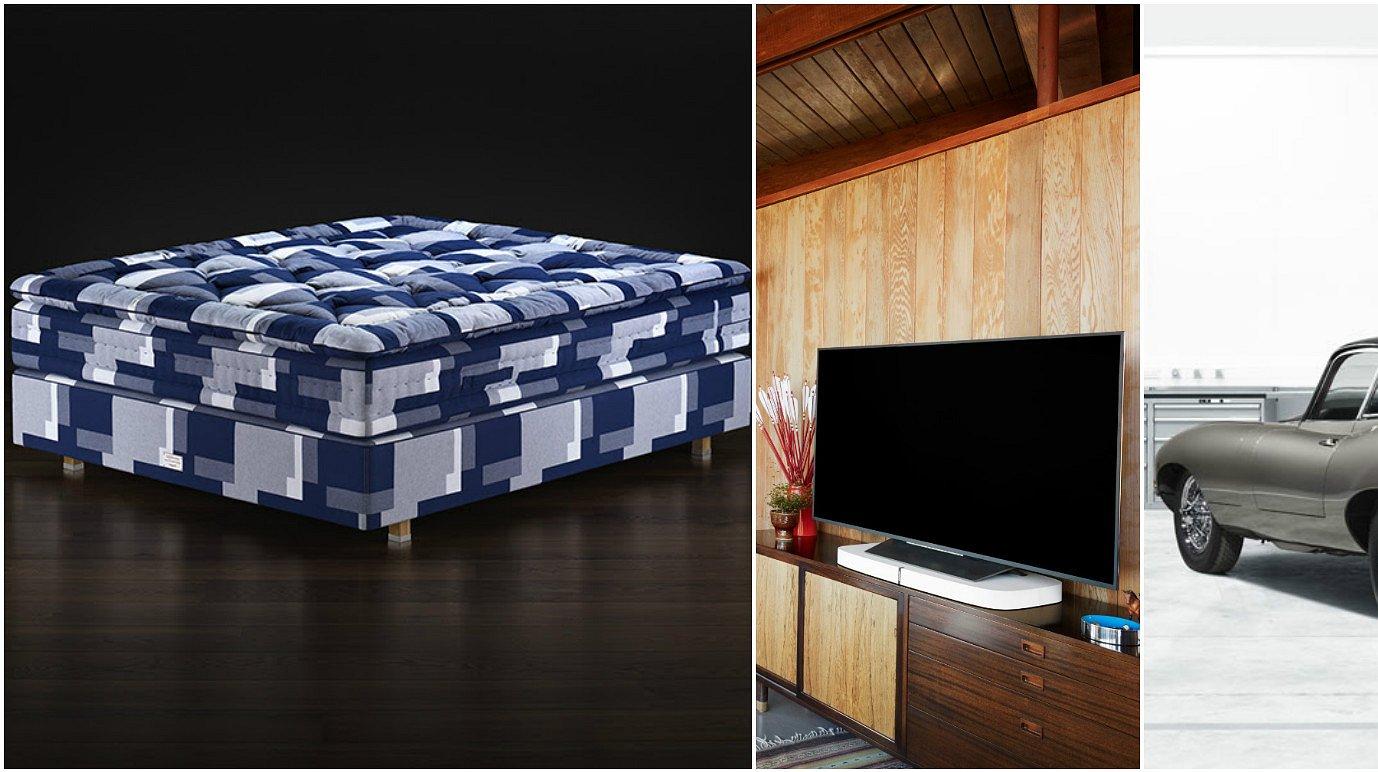 Design Donderdag: Slapen op een heel bijzondere Hästens en muziek van Sonos