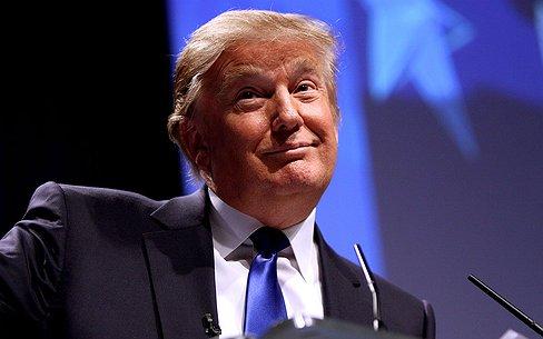 Wie o wie wil zingen voor Trump?