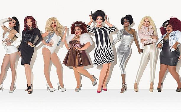 RuPaul's Drag Race #7: The girls