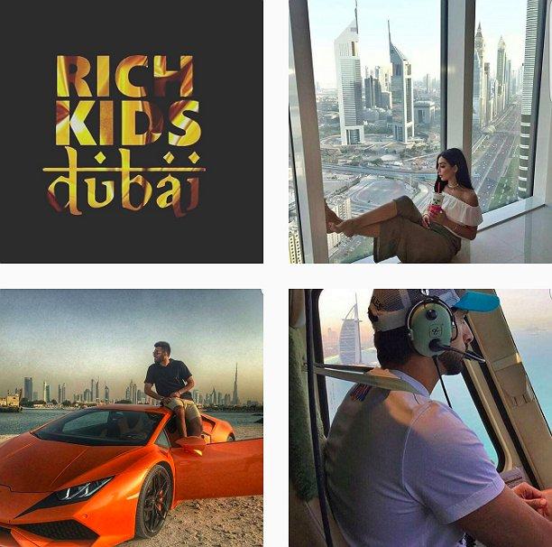 Foto's: een kijkje bij de rich kids van Dubai