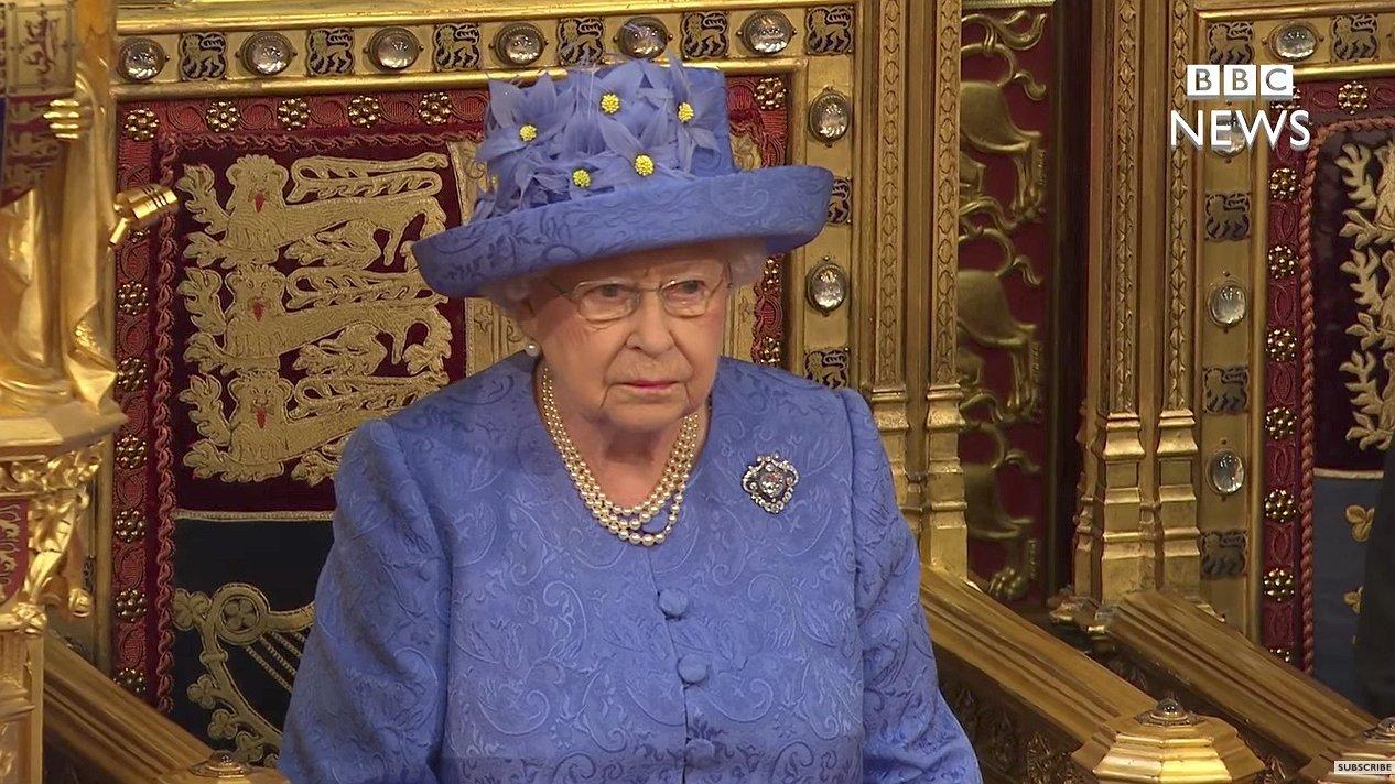 Koningin Elizabeth spreekt zich uit voor gelijke rechten