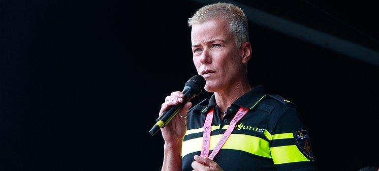 Ellie Lust: 'Bij de vechtpartij van afgelopen weekend was geen sprake van anti-homogeweld'