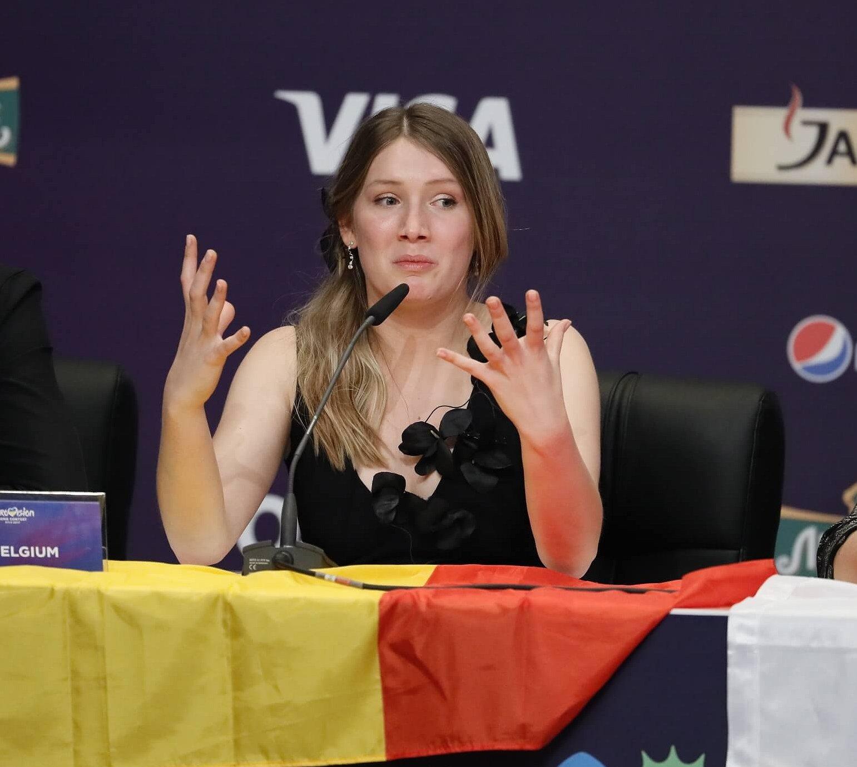 Pleegt de Belgische Songfestivalkandidaat plagiaat?