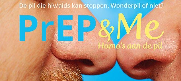 Nederlandse documentaire over PrEP vanaf maart te zien