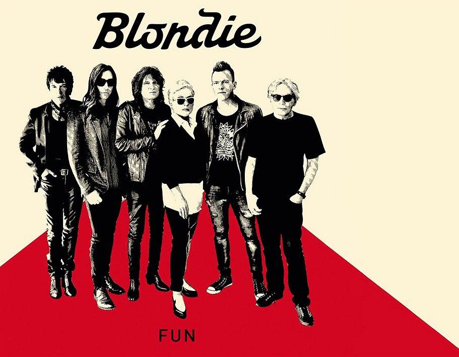 Blondie is terug. Met een album vol sterren