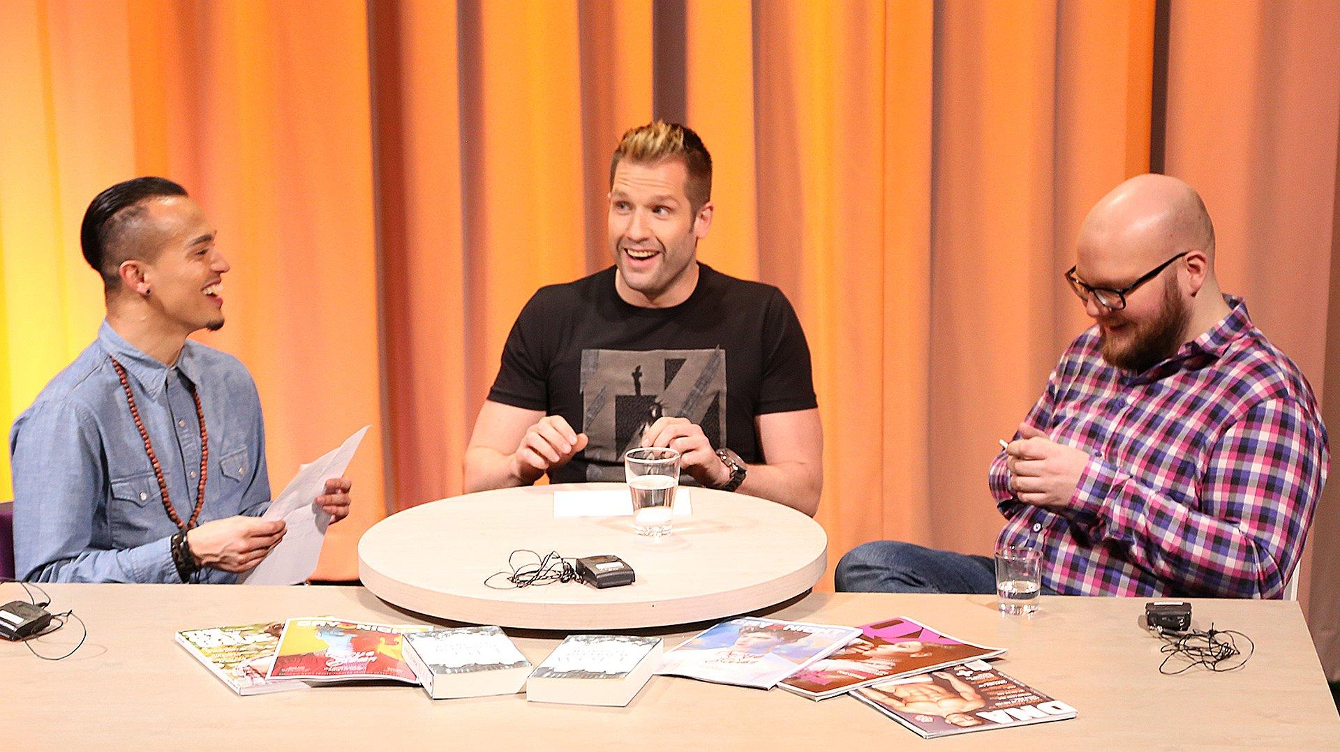 Kijktip | Nederlands eerste gay talkshow