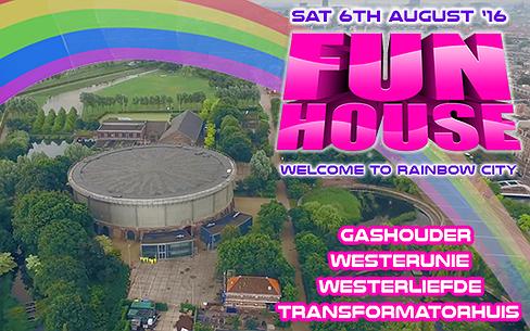 Uittip | De grootste editie van FunHouse ooit