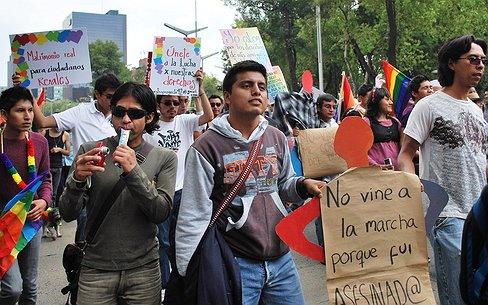 Homohuwelijk in Mexico van de baan