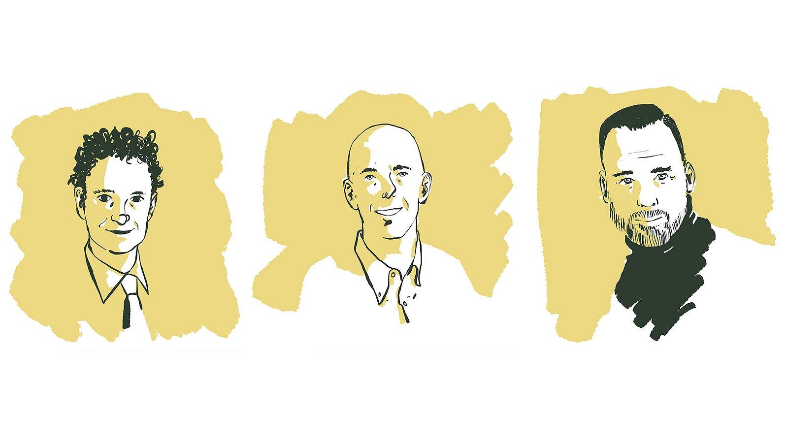 The Board Room: Deze gays hebben zich genesteld in de top van het bedrijfsleven