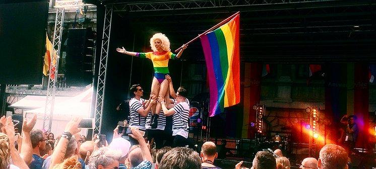 Ook Zandvoort wil eigen Gay Pride