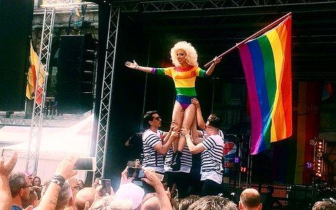 Zandvoort Pride vindt plaats van 31 juli tot 2 augustus
