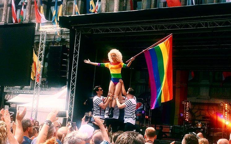 Gay Pride duurt dit jaar negen dagen