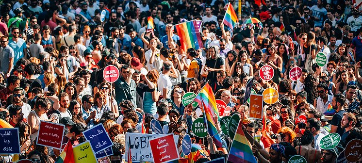 In welke landen is homoseksualiteit strafbaar?
