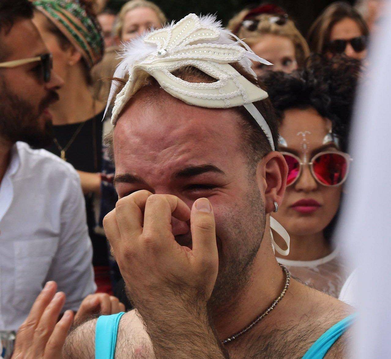 Het verdriet van de Iraanse boot: 'Een paar meter na de start liet de schipper ons in de steek'