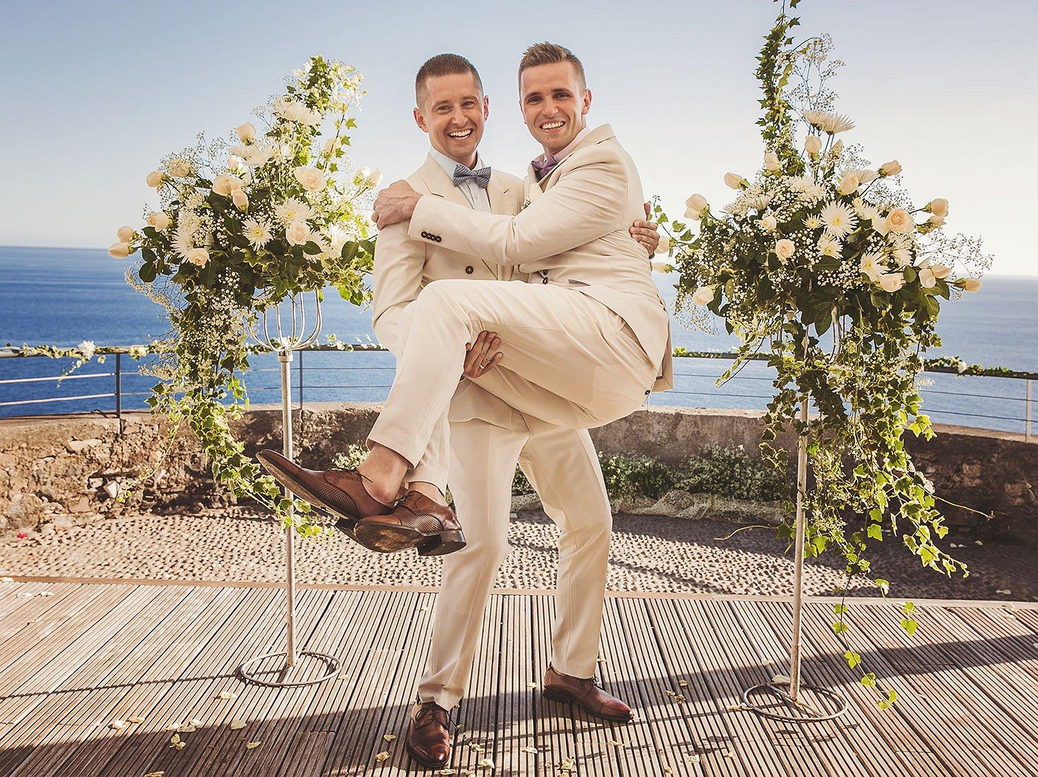 Smelt weg bij deze sprookjesachtige bruiloftfoto's