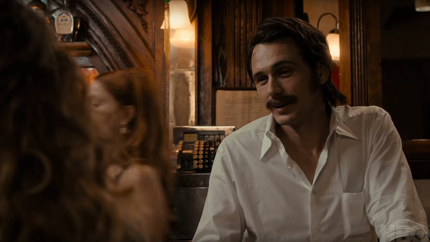 James Franco schittert in serie over New York City's pornoscene in de jaren '70