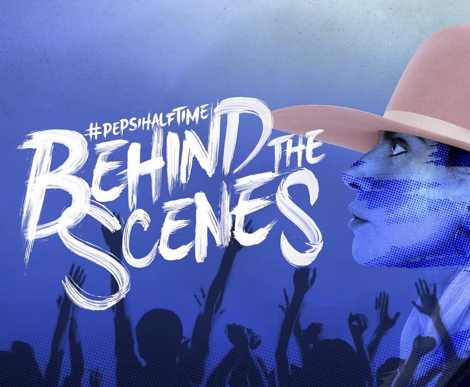 Eerste beelden: Lady Gaga oefent voor de Super Bowl
