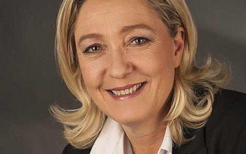 Geen 'homohuwelijk' in Marine Le Pens Frankrijk