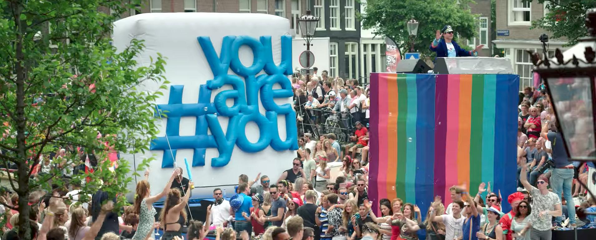 Life is better when #youareyou | Waarom Philips meevoer tijdens Pride