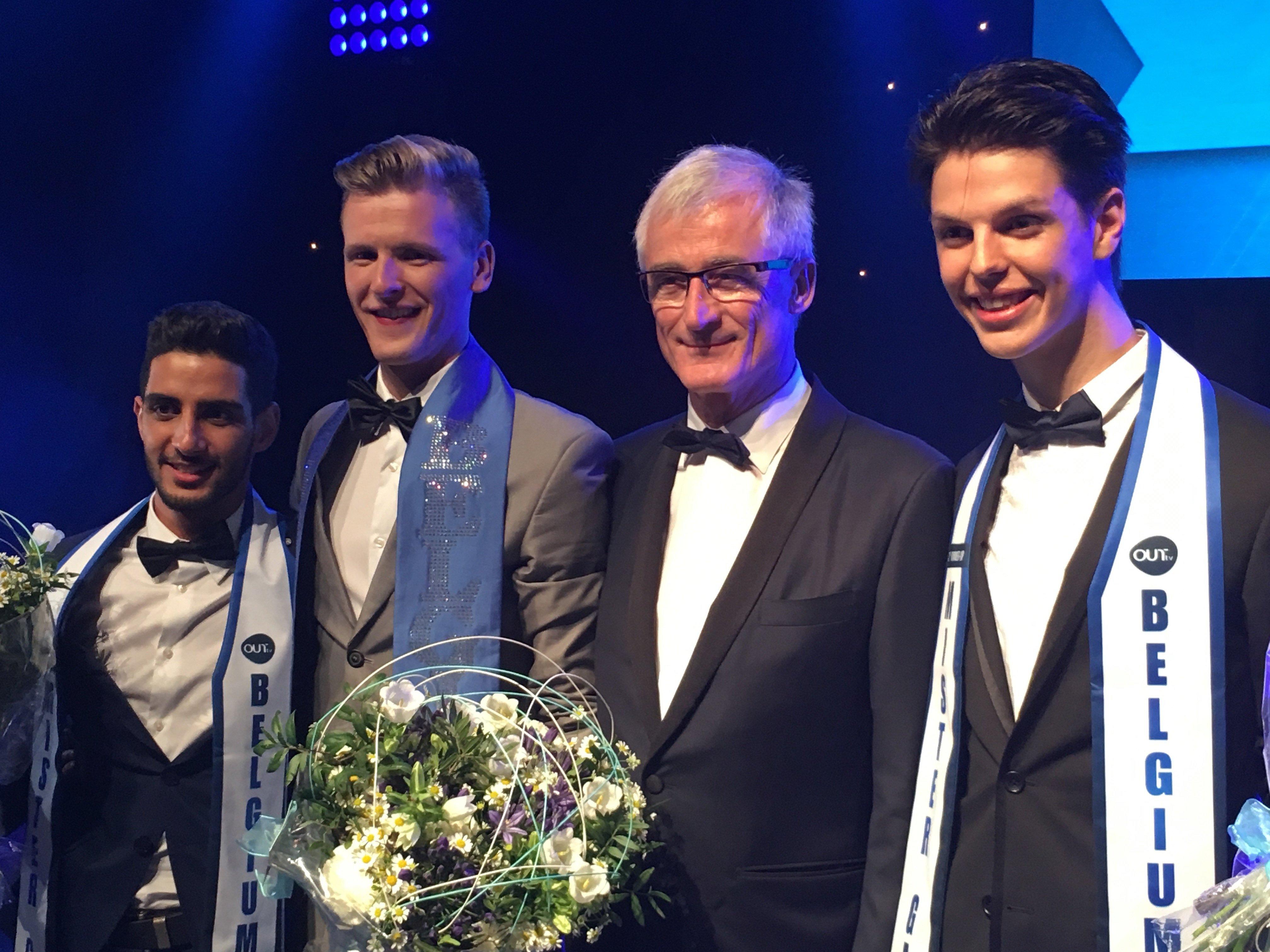 Raf Van Puymbroeck is nieuwe Mister Gay Belgium