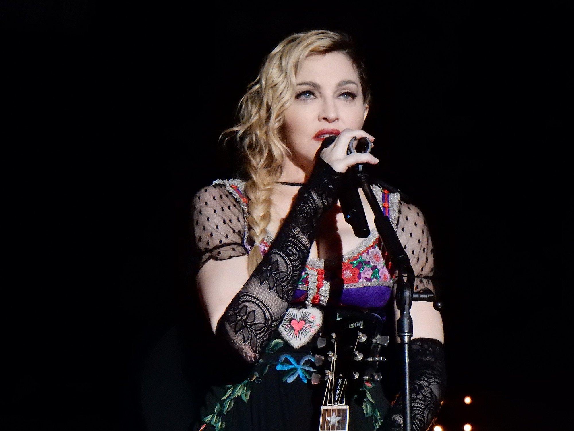 Madonna komt met film over vrouwen- en homorechten